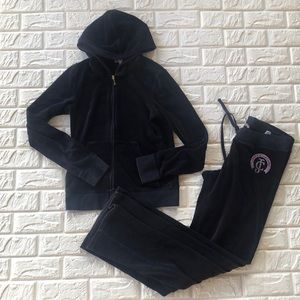 Juicy couture set size m GUC